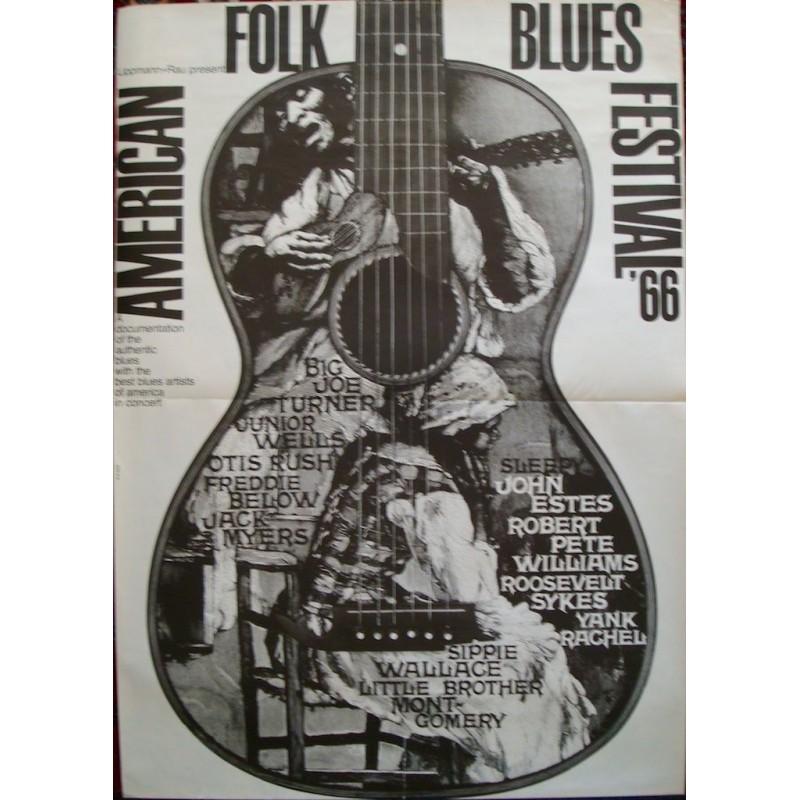 American Folk And Blues Festival 1966 (A0)