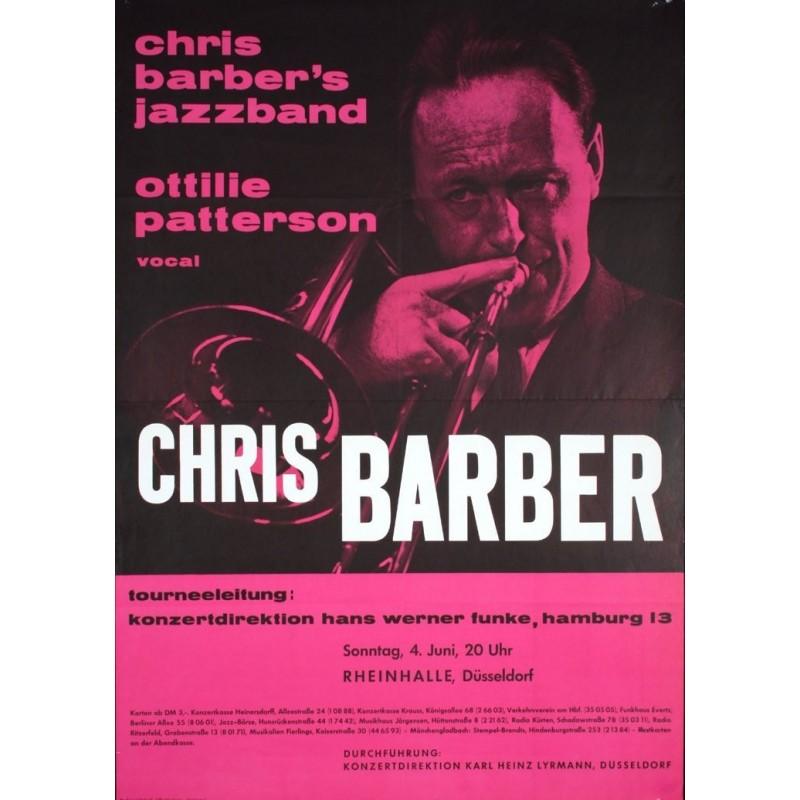Chris Barber - Dusseldorf 1962