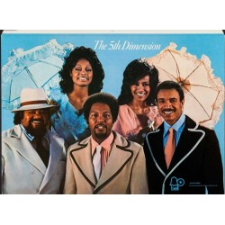 Fifth Dimension - Record standee 1972