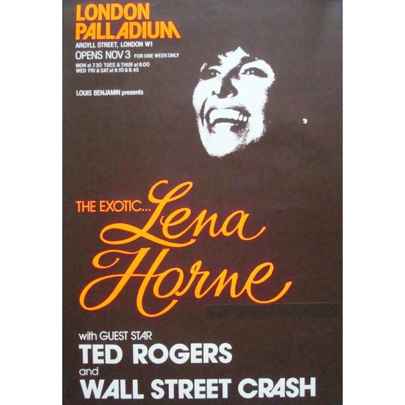 Lena Horne - London 1970