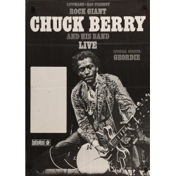 Chuck Berry - German Tour 1972