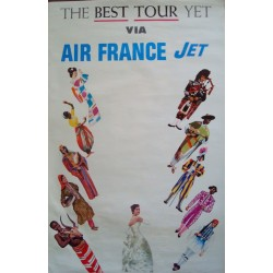 Air France - The Best Tour Yet (1965)