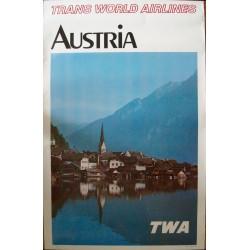 TWA - Austria (1965)