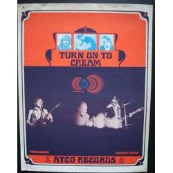 CREAM: Turn on to Cream 1968