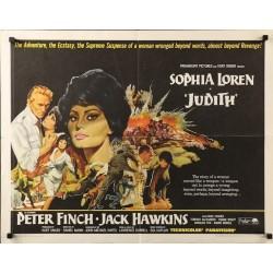Judith (half sheet)