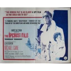 Ipcress File (half sheet style A)