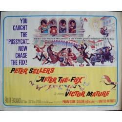 After The Fox (half sheet)