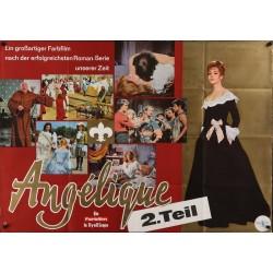 Angelique: Merveilleuse Angelique (German A0)
