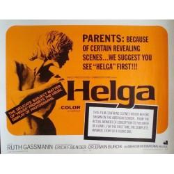Helga (half sheet)