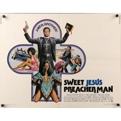 Sweet Jesus Preacher Man (half sheet)