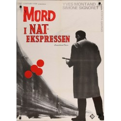 Sleeping Car Murder-Compartiment tueurs (Danish)
