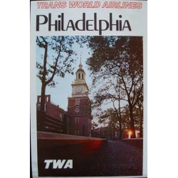 TWA - Philadelphia (1965)