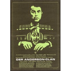 Anderson Tapes (German A2)