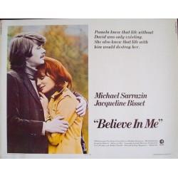 Believe In me (half sheet)