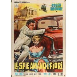 Spy Who Loved Flowers (Italian 2F)