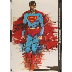 Superman 3 (Polish style B)