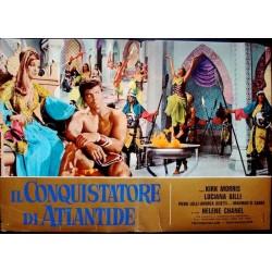 Conqueror Of Atlantis (fotobusta 4)