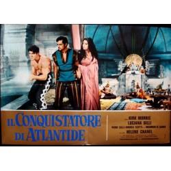 Conqueror Of Atlantis (fotobusta 5)
