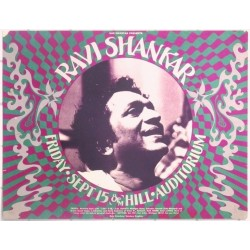 Ravi Shankar - Ann Arbor 1972