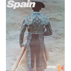 Canadian Pacific Airlines - Spain (1974)
