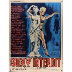 Sexy Proibitissimo (French)