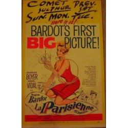 Parisienne (window card)