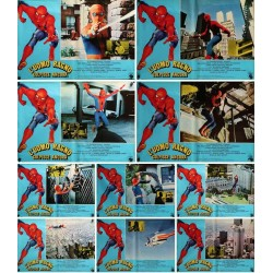 Spiderman Strikes Back (fotobusta set of 10)