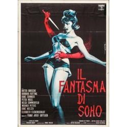 Phantom Of Soho (Italian 2F)