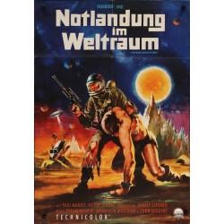 Robinson Crusoe On Mars (German)