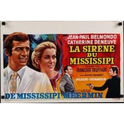Mississippi Mermaid - La sirene du Mississippi (Belgian)