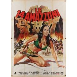14 Amazons (Italian 4F)