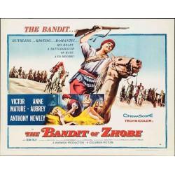 Bandit Of Zhobe (half sheet)