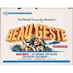 Beau Geste (half sheet)