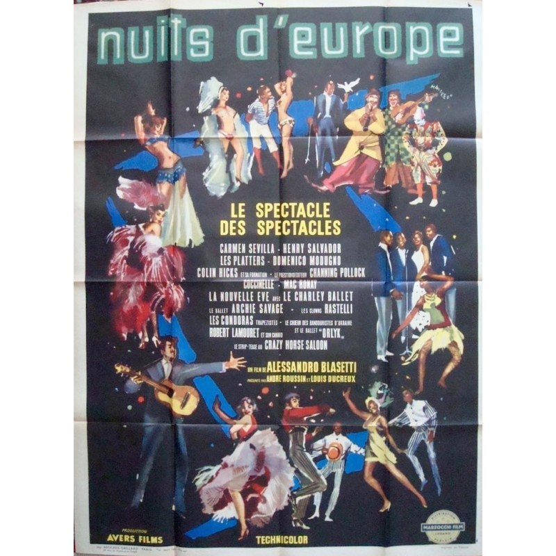European Nights (French)