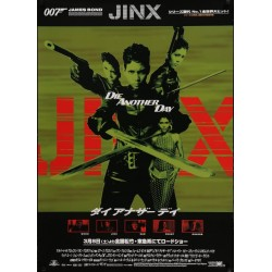 Die Another Day (Japanese B1 Jinx)