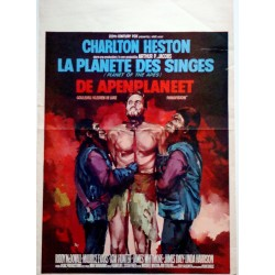 Planet Of The Apes (Belgian)