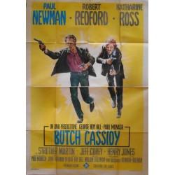 Butch Cassidy And The Sundance Kid (Italian 4F)