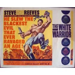 White Warrior (half sheet)