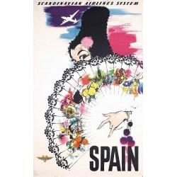 SAS - Spain (1959 - 2)