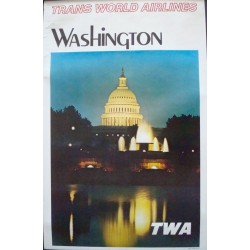 TWA - Washington DC (1965)