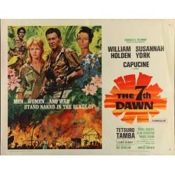 7th Dawn (half sheet)