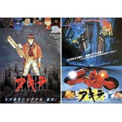 Akira (Japanese set of 2)