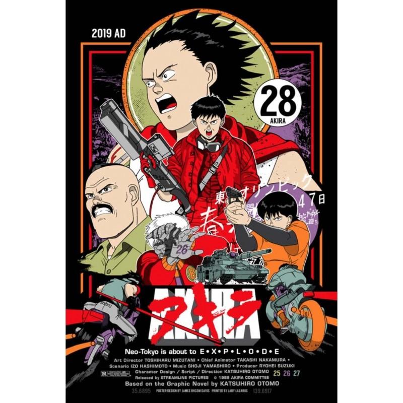 Akira (R2017 James Rheem Davis)