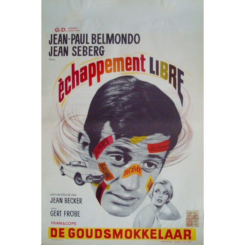Backfire - Echappement libre (Belgian)