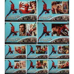Spiderman (fotobusta set of 10)
