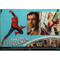 Spiderman (fotobusta set of 10)