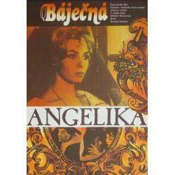 Angelique (Czech A3 set of 5)