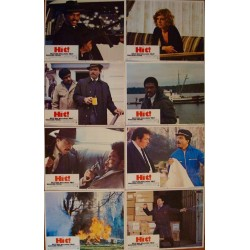 Hit! (Lobby cards set of 8)