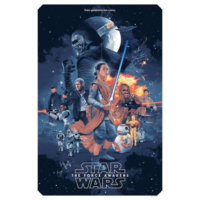 Force Awakens (R2017)