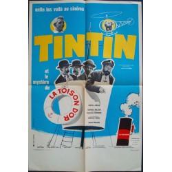 Tintin et le mystere de la toison d'or (French-2)